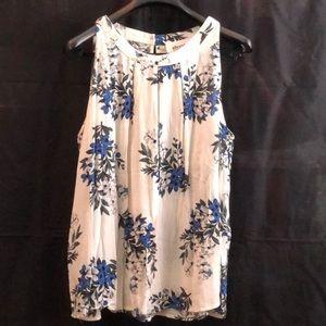 Alice Blue sleeveless blouse from Stitch Fix